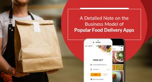 A Detailed Note on the Business Model of Popular Food Delivery Apps