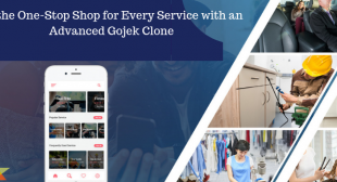 Gojek Clone Script – A Conglomerate of Multiple Services