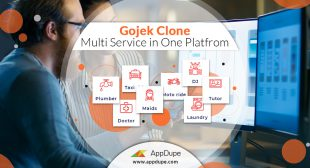 Gojek clone app: Improve your ranking in the on-demand business economy
