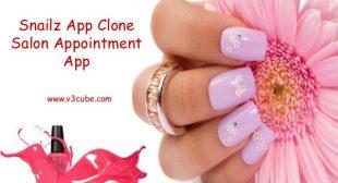 Snailz App Clone Salon Appointment App