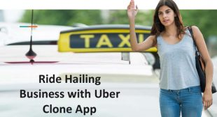 Uber clone for Ride-Hailing Business