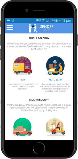 What On Demand Delivery Application Have for Budding Entrepreneurs