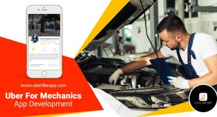 Uber for Mechanics App Development