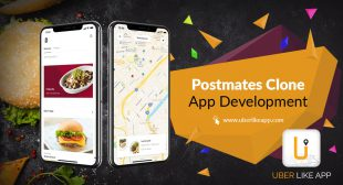Postmates Clone App