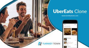 Ubereats Clone | Ubereats Clone Script | Food Delivery App Development | Turnkeytown