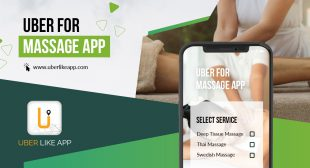 On Demand Massage Service App Development