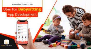 Uber for Babysitters App
