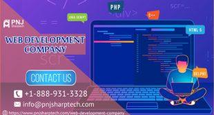 Cheapest Web Development Services Company by PNJ Sharptech
