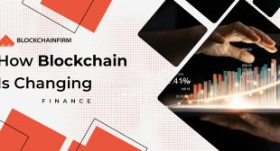 Benefits & Impact Of Blockchain In Financial Service In 2019