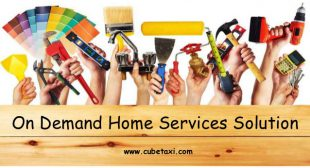 On Demand Home Service Solution