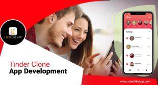 Tinder Clone App Development