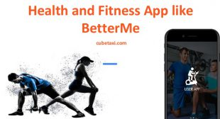 Health and Fitness App like BetterMe