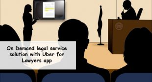 On Demand Legal Service Solution with Uber for Lawyers App