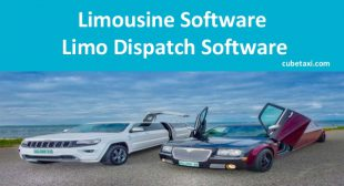 Limousine Dispatch, Booking & Reservation Software