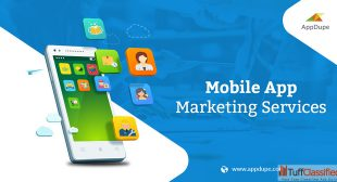 Mobile App Marketing Service Company for all platforms