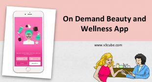 On Demand Beauty and Wellness App