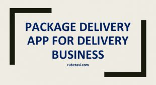 Package Delivery App for Your Delivery On Demand Business
