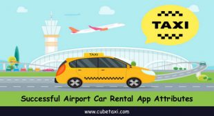 Successful Airport Car Rental App Attributes