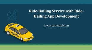Taxi App Solution for Ride-Hailing Business
