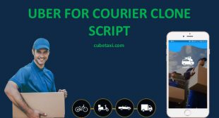 Uber for Courier Clone Script for the Parcel Delivery Business