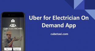 Uber for Electrician On Demand App