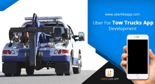 Uber for Tow Trucks — The Best On-Demand Model for your Startup