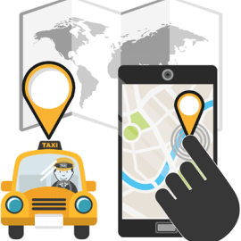 Taxi Booking Software: Access Admin Panel with High Functionality