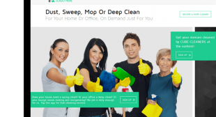 Have the Hire a Maid App for Your Home Cleaning Services Business