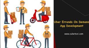 Uber for Errands On Demand App Development Solution
