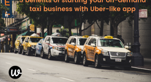 5 benefits of starting your on-demand taxi business with Uber-like app — Steemit