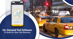 Find your way to success with an Uber clone app for your taxi business