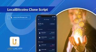 Localbitcoins Clone Script