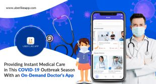 Providing instant medical care in this COVID-19 outbreak season with an on-demand doctor's app