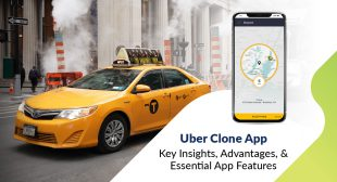 Uber Clone App: Key insights, Advantages, and Essential App features