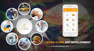 Gojek Clone – Develop an app for all in one services | Ubereatslikeapp