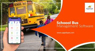 Launch An Outstanding School Transportation Application – Appdupe