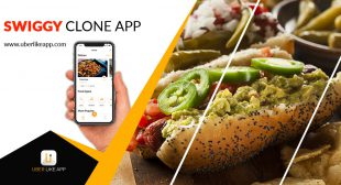 Optimized Swiggy clone script- Workflow and potential benefits