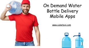 On Demand Water Bottle Delivery Mobile Apps