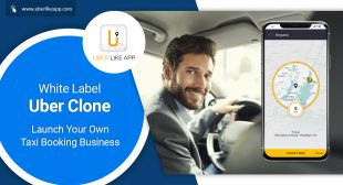 Launch your taxi service with an optimized Uber clone app solution