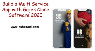 Build a Multi Service App with Gojek Clone Software 2020