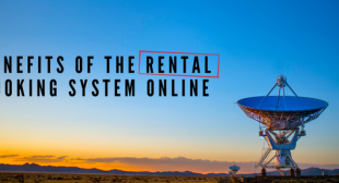 Benefits of The Rental Booking System Online — Steemit