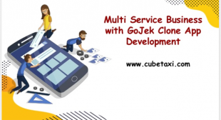 Multi Service Business with GoJek Clone App Development