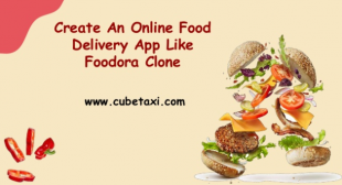 Create An Online Food Delivery App Like Foodora Clone