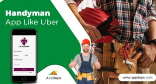 On-demand service for handyman: timely services for its users.