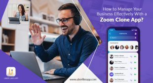 How to manage your business effectively with a Zoom clone app?