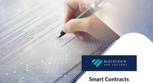 Develop your smart contracts application today and relish a seamless business!