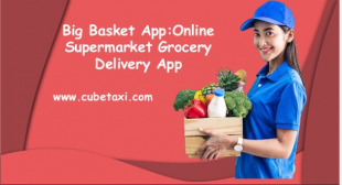 Big Basket App: Online supermarket for grocery delivery App