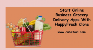 Start Online Business Grocery Delivery Apps With HappyFresh Clone