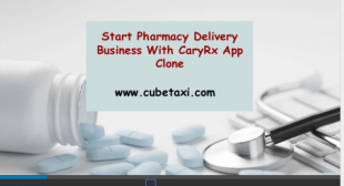 Start Pharmacy Delivery Business With CaryRx App Clone