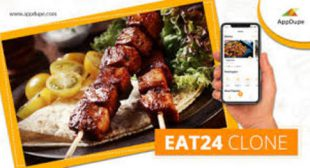 Bring a restaurant to your doorstep with an online food delivery app.